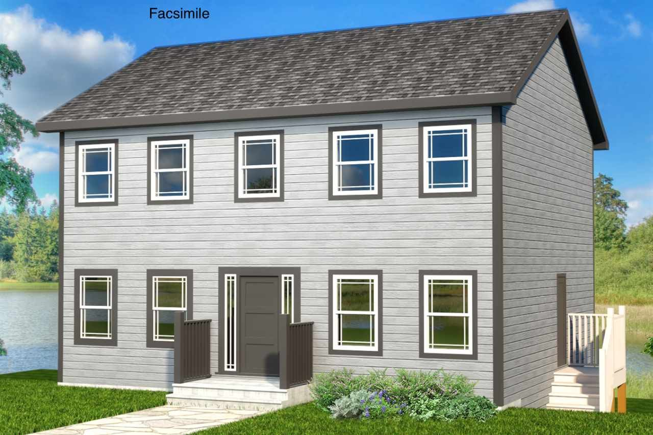 Main Photo: Lot 25 211 Curtis Drive in Truro: 104-Truro/Bible Hill/Brookfield Residential for sale (Northern Region)  : MLS®# 202004492