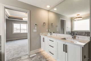Photo 32: 7446 COLONEL MEWBURN Road in Edmonton: Zone 27 House for sale : MLS®# E4222436