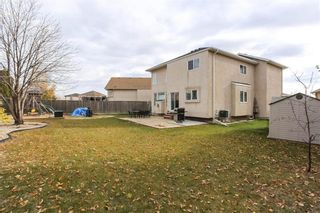 Photo 35: 27 Ivorywood Cove in Winnipeg: Linden Woods Residential for sale (1M)  : MLS®# 202026196