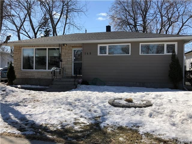 FEATURED LISTING: 148 Vryenhoek Crescent Winnipeg