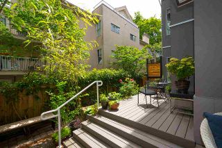 """Photo 22: 106 655 W 13TH Avenue in Vancouver: Fairview VW Condo for sale in """"TIFFANY MANSION"""" (Vancouver West)  : MLS®# R2465247"""