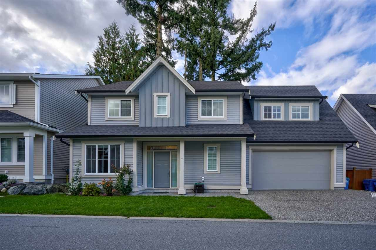 """Main Photo: 3 33973 HAZELWOOD Avenue in Abbotsford: Abbotsford East House for sale in """"HERON POINTE"""" : MLS®# R2508513"""