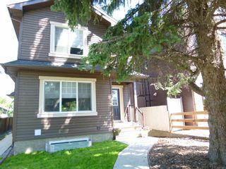 Photo 1: 10914 71 Avenue in Edmonton: Zone 15 House Half Duplex for sale : MLS®# E4246605