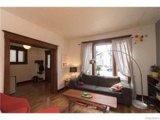 Photo 4: 595 Sherburn Street in Winnipeg: West End / Wolseley Residential for sale (West Winnipeg)  : MLS®# 1610978