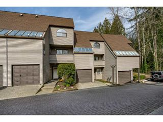 "Main Photo: 8571 WILDERNESS Court in Burnaby: Forest Hills BN Townhouse for sale in ""SIMON FRASER VILLAGE"" (Burnaby North)  : MLS®# R2563909"