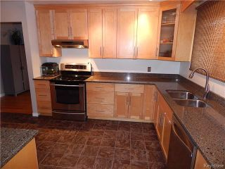 Photo 5: 75 Park Terrace Drive in WINNIPEG: Windsor Park / Southdale / Island Lakes Residential for sale (South East Winnipeg)  : MLS®# 1529913