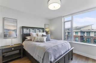 """Photo 10: 503 210 SALTER Street in New Westminster: Queensborough Condo for sale in """"PENINSULA"""" : MLS®# R2579738"""