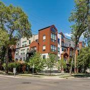 Main Photo: 101 10006 83 Avenue in Edmonton: Zone 15 Condo for sale : MLS®# E4254066
