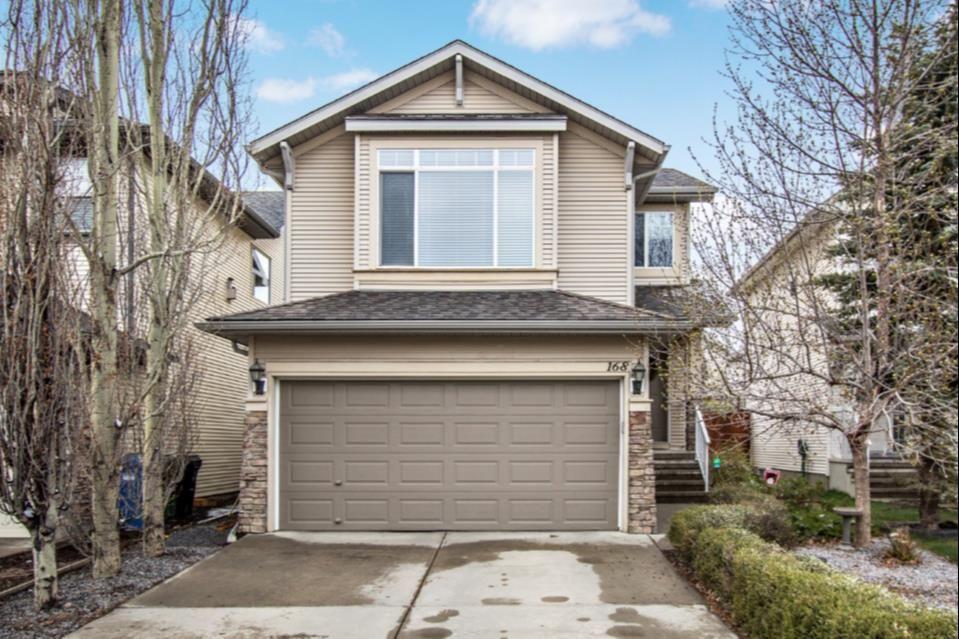 Main Photo: 168 Cougar Ridge Circle SW in Calgary: Cougar Ridge Detached for sale : MLS®# A1109438
