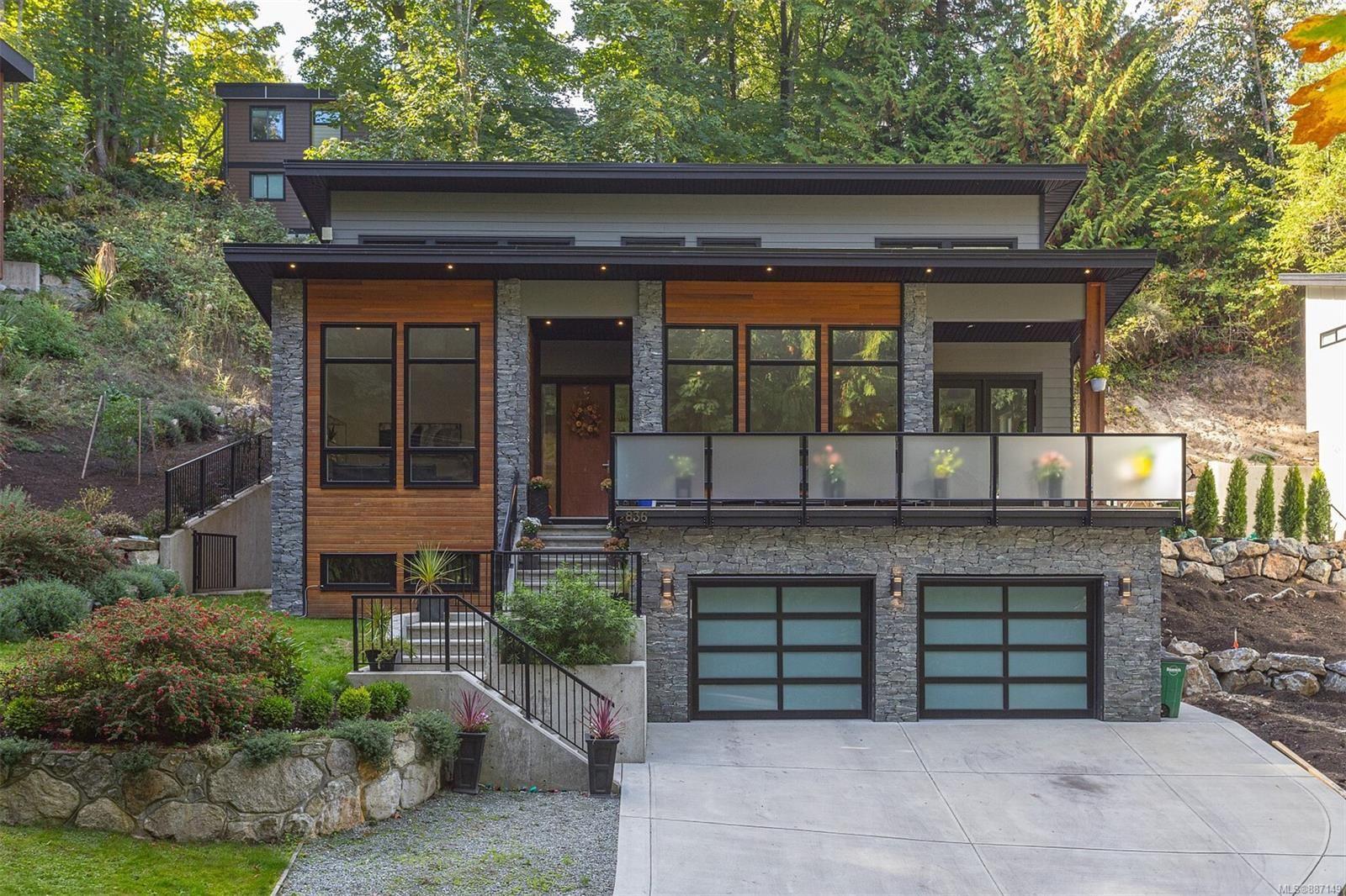 Main Photo: 836 Haliburton Rd in Saanich: SE Cordova Bay House for sale (Saanich East)  : MLS®# 887149