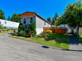 Photo 37: 50 1160 Shellbourne Blvd in CAMPBELL RIVER: CR Campbell River Central Manufactured Home for sale (Campbell River)  : MLS®# 829183