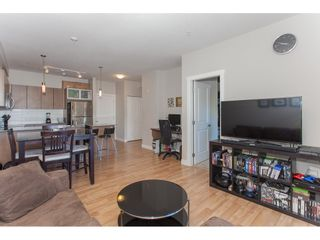"""Photo 5: 322 9655 KING GEORGE Boulevard in Surrey: Whalley Condo for sale in """"GRUV"""" (North Surrey)  : MLS®# R2134761"""