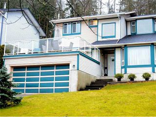 Photo 1: 648 THURSTON Close in Port Moody: North Shore Pt Moody House for sale : MLS®# V923726