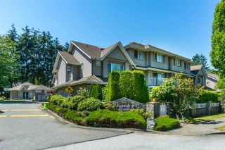 "Photo 1: 8 8289 121A Street in Surrey: Queen Mary Park Surrey Townhouse for sale in ""KENNEDY WOODS"" : MLS®# R2281618"