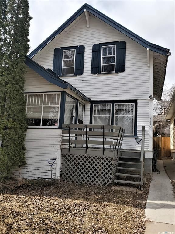 Main Photo: 712 Walmer Road in Saskatoon: Caswell Hill Residential for sale : MLS®# SK851471