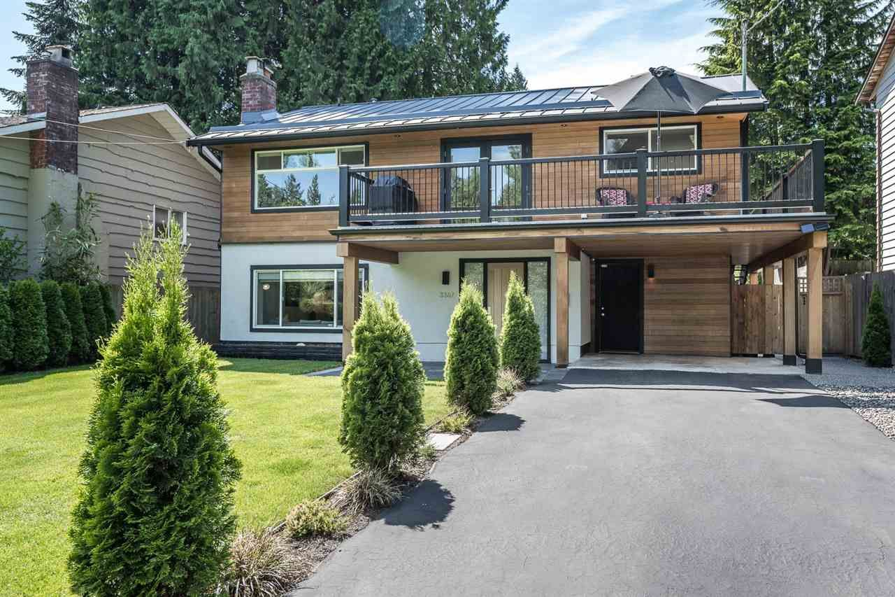 Main Photo: 3367 BAIRD Road in North Vancouver: Lynn Valley House for sale : MLS®# R2590561
