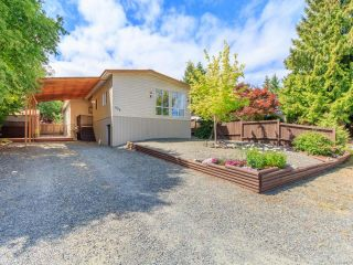 Photo 1: 936 Kasba Cir in FRENCH CREEK: PQ French Creek Manufactured Home for sale (Parksville/Qualicum)  : MLS®# 818720