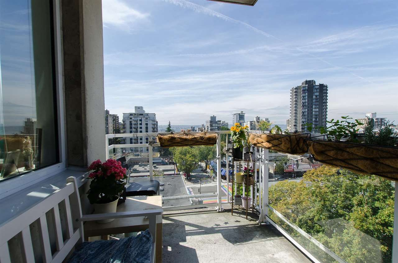 Photo 11: Photos: 802 1150 BUTE Street in Vancouver: West End VW Condo for sale (Vancouver West)  : MLS®# R2191092