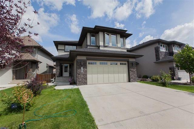 Main Photo: 1084 ARMITAGE Crescent in Edmonton: Zone 56 House for sale : MLS®# E4236912