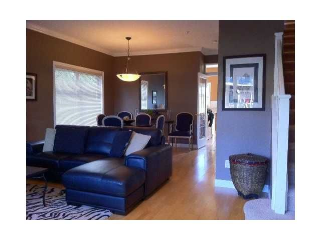 Photo 3: Photos: 1820 COLLINGWOOD Street in Vancouver: Kitsilano 1/2 Duplex for sale (Vancouver West)  : MLS®# V942383