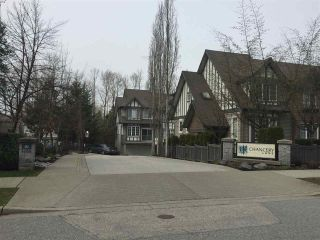 Photo 1: 16 8533 CUMBERLAND Place in Burnaby: The Crest Townhouse for sale (Burnaby East)  : MLS®# R2255912