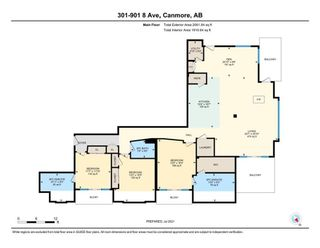 Photo 28: 301 901 8 Avenue: Canmore Apartment for sale : MLS®# A1130751