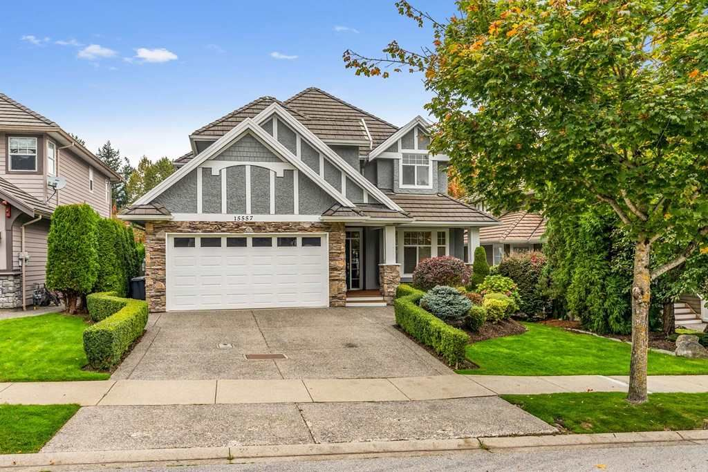 """Main Photo: 15557 37A Avenue in Surrey: Morgan Creek House for sale in """"IRONWOOD"""" (South Surrey White Rock)  : MLS®# R2529991"""