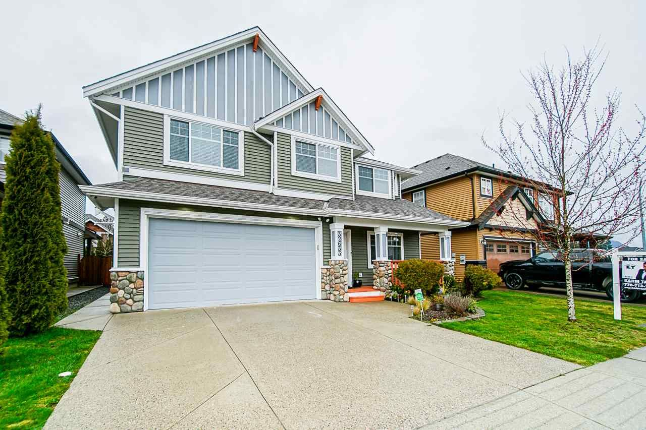 Main Photo: 32633 EGGLESTONE Avenue in Mission: Mission BC House for sale : MLS®# R2557371