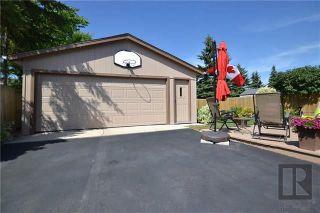 Photo 20: 11 Twain Drive in Winnipeg: Westwood Residential for sale (5G)  : MLS®# 1820610