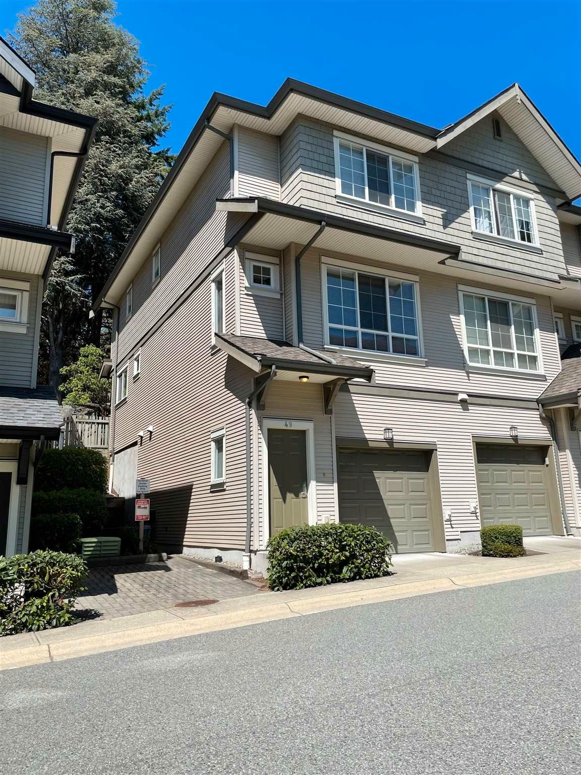 Main Photo: 49 9088 HALSTON Court in Burnaby: Government Road Townhouse for sale (Burnaby North)  : MLS®# R2601494