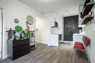 """Photo 1: 201 138 E HASTINGS Street in Vancouver: Downtown VE Condo for sale in """"SEQUEL 138"""" (Vancouver East)  : MLS®# R2620123"""