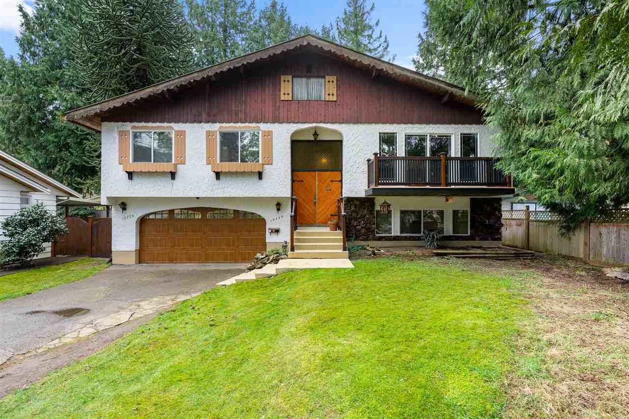 """Main Photo: 19750 47 Avenue in Langley: Langley City House for sale in """"Mason heights"""" : MLS®# R2554877"""