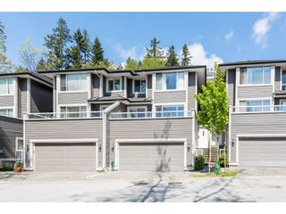 "Photo 2: 36 181 RAVINE Drive in Port Moody: Heritage Mountain Townhouse for sale in ""Viewpoint"" : MLS®# R2266326"