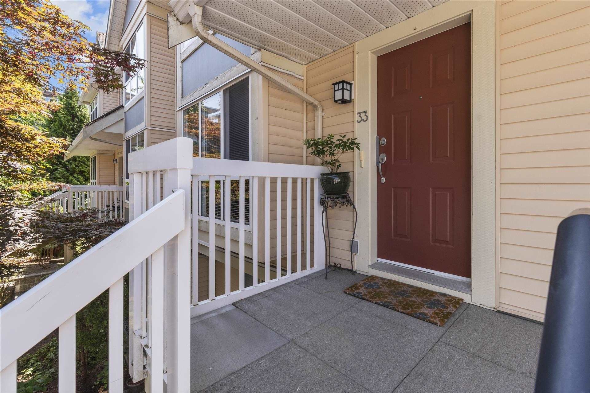 """Main Photo: 33 7128 STRIDE Avenue in Burnaby: Edmonds BE Townhouse for sale in """"RIVER STONE"""" (Burnaby East)  : MLS®# R2605179"""