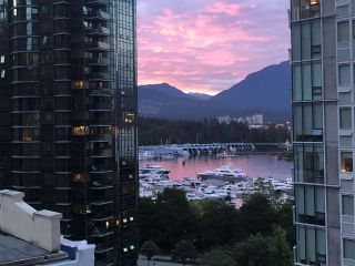 """Photo 2: 1002 1238 MELVILLE Street in Vancouver: Coal Harbour Condo for sale in """"Pointe Claire"""" (Vancouver West)  : MLS®# R2416117"""
