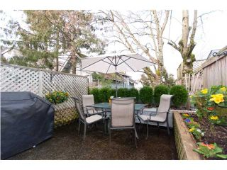 Photo 2: G 733 W 16TH Avenue in Vancouver: Fairview VW Townhouse for sale (Vancouver West)  : MLS®# V868242