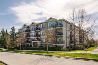"Photo 1: 311 19530 65 Avenue in Surrey: Clayton Condo for sale in ""Hawthorne"" (Cloverdale)  : MLS®# R2555366"