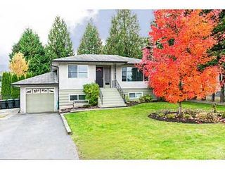 Photo 1: 2156 CENTRAL Ave in Port Coquitlam: Central Pt Coquitlam Home for sale ()  : MLS®# V1052260