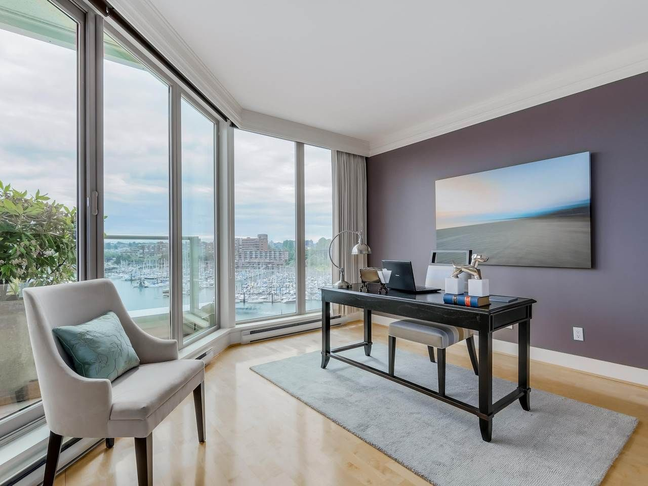 """Photo 6: Photos: 800 1675 HORNBY Street in Vancouver: Yaletown Condo for sale in """"SEAWALK SOUTH"""" (Vancouver West)  : MLS®# R2083569"""