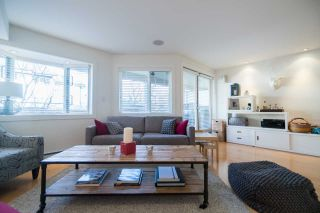 Photo 4: 2411 W 1ST AVENUE in Vancouver: Kitsilano Townhouse for sale (Vancouver West)  : MLS®# R2140613
