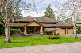 """Photo 1: 1837 134A Street in Surrey: Crescent Bch Ocean Pk. House for sale in """"Amble Greene"""" (South Surrey White Rock)  : MLS®# R2559447"""