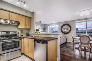 """Photo 9: 402 2768 CRANBERRY Drive in Vancouver: Kitsilano Condo for sale in """"Zydeco"""" (Vancouver West)  : MLS®# R2140838"""