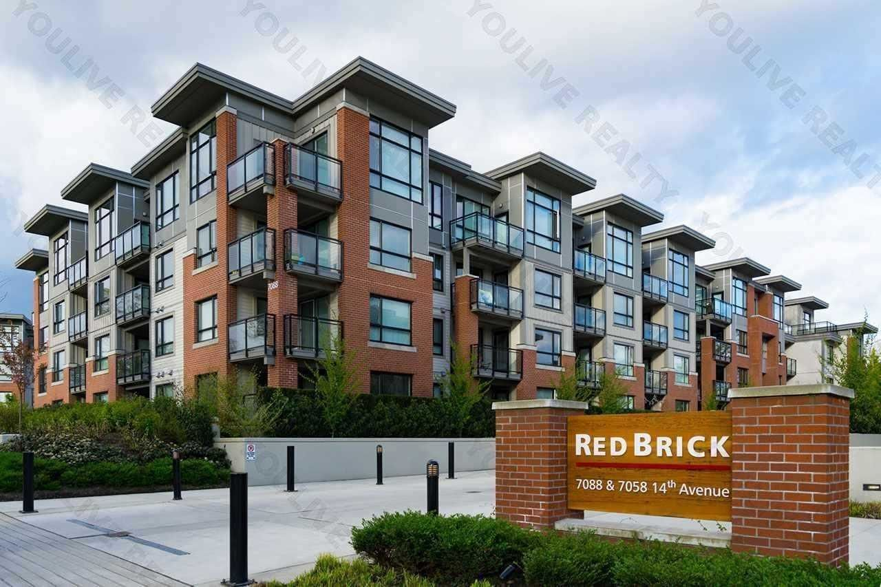 """Main Photo: 122 7058 14TH Avenue in Burnaby: Edmonds BE Condo for sale in """"RED BRICH"""" (Burnaby East)  : MLS®# R2617588"""