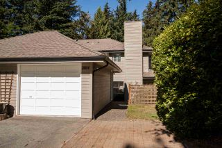 Photo 1: 2884 MT SEYMOUR PARKWAY in North Vancouver: Blueridge NV Townhouse for sale : MLS®# R2202290