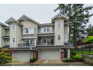 Photo 1: 21 2925 KING GEORGE Boulevard in Surrey: King George Corridor Townhouse for sale (South Surrey White Rock)  : MLS®# R2167849