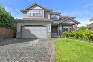 """Photo 1: 1111 AMAZON Drive in Port Coquitlam: Riverwood House for sale in """"Augusta Green"""" : MLS®# R2472080"""