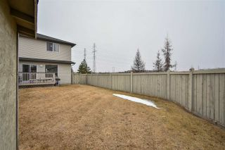 Photo 26: 2804 30 Street in Edmonton: Zone 30 House Half Duplex for sale : MLS®# E4242048