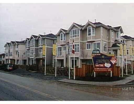 "Main Photo: 106 22888 WINDSOR CT in Richmond: Hamilton RI Townhouse for sale in ""WINDSOR GARDEN"" : MLS®# V526449"