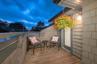 Photo 27: 336 W 14TH AVENUE in Vancouver: Mount Pleasant VW Townhouse for sale (Vancouver West)  : MLS®# R2502687