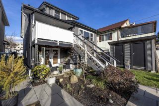 Photo 33: 2536 E PENDER STREET in Vancouver: Renfrew VE House for sale (Vancouver East)  : MLS®# R2534142